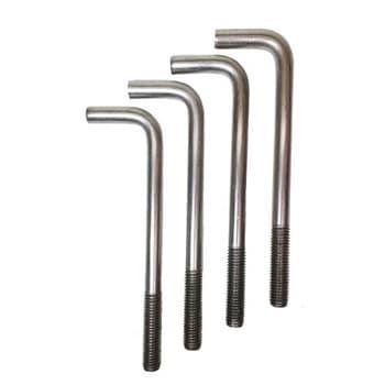 J-Bolt - Manufacturer of stainless steel castle nut manufacturer