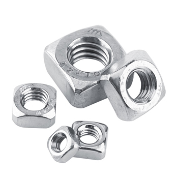 Square Nuts manufacturers, suppliers and exporters in Ahmedabad