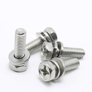 phillips hex head machine screw