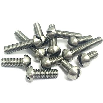 #alt_taground head slotted machine screws