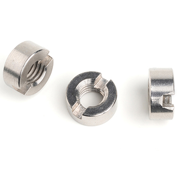 slotted round nut suppliers in mumbai