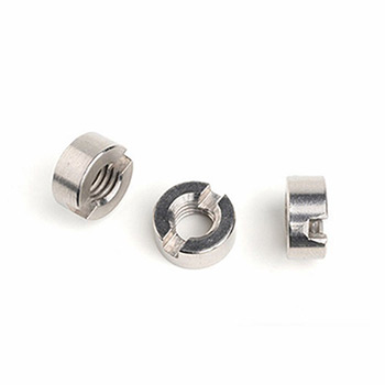 slotted round nut manufacturer in india